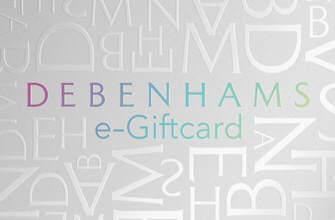 Buy send debenhams gift cards vouchers giftbull debenhams gift card negle Image collections
